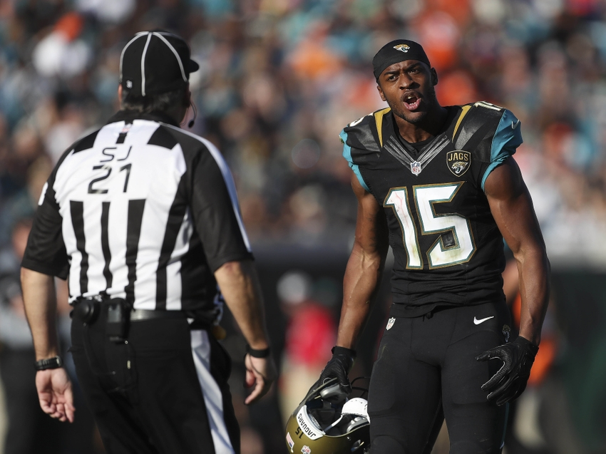 Allen Robinson stymied once again, can't get going in 2016