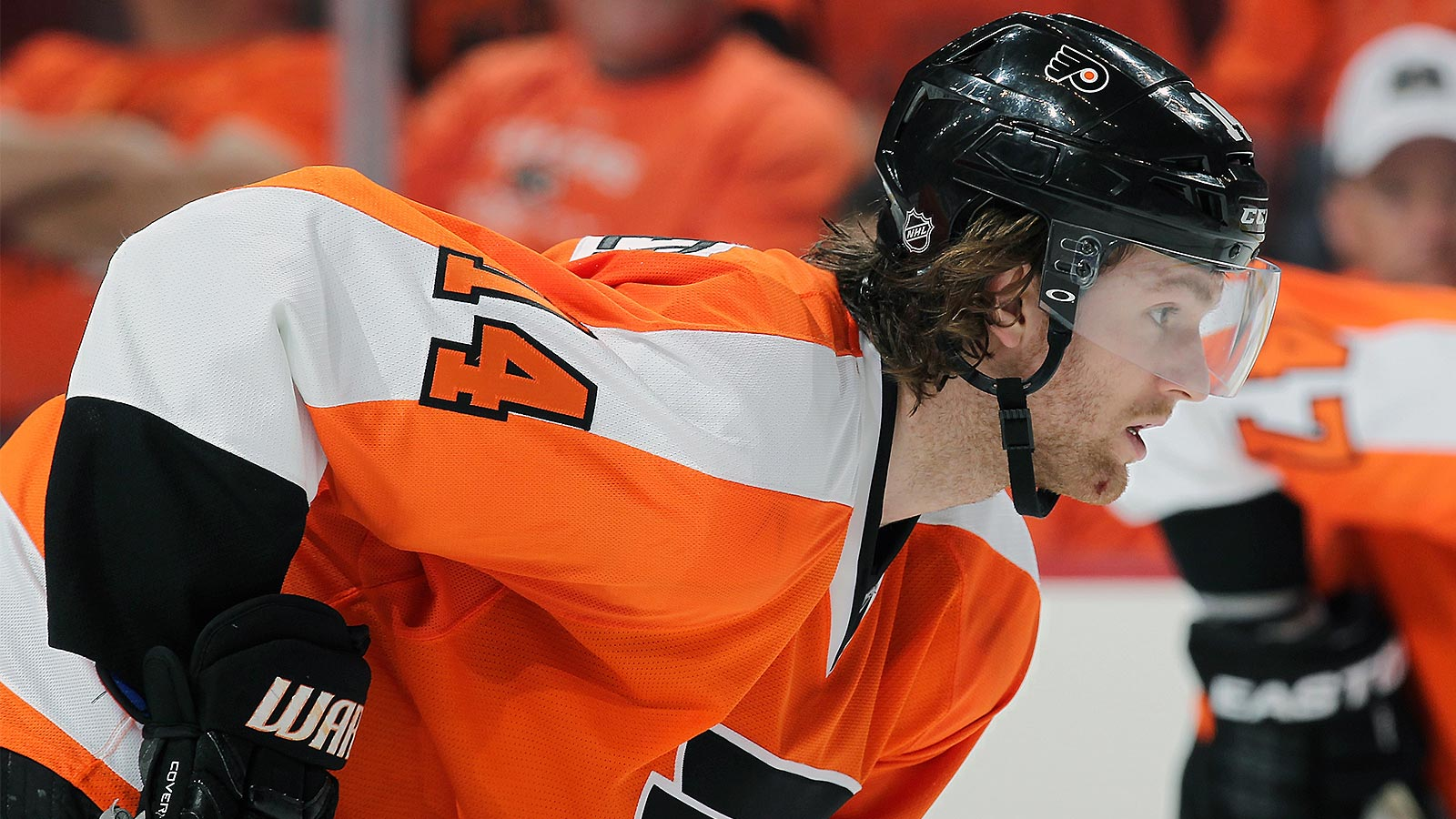 Flyers' Couturier to miss four weeks with lower-body injury