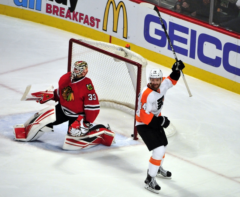 Philadelphia Flyers Season Reviews: Breakout for F Sean Couturier