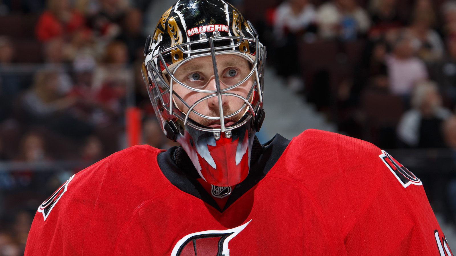 Craig Anderson leaves Senators again to be with wife during cancer battle