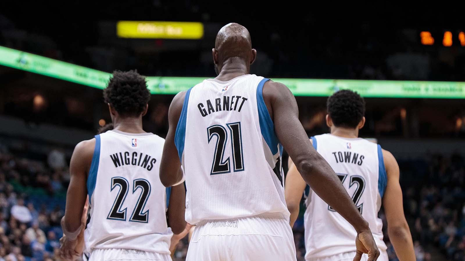 Wolves readying for post-Garnett era