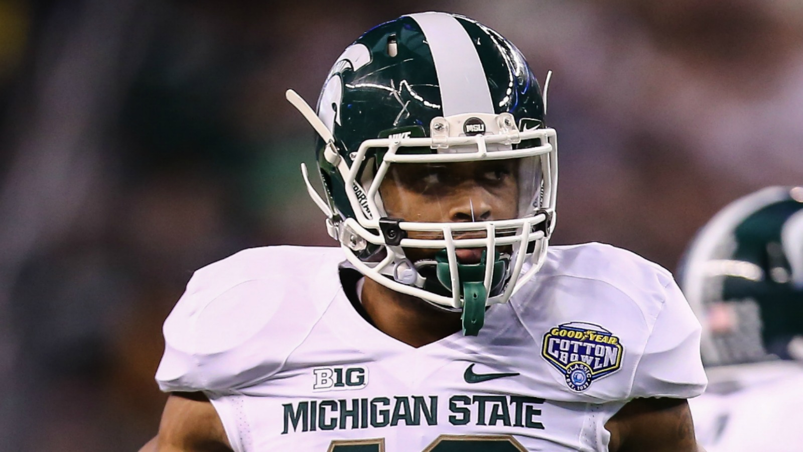 Big Ten opponents now have another reason to fear Michigan State's defense