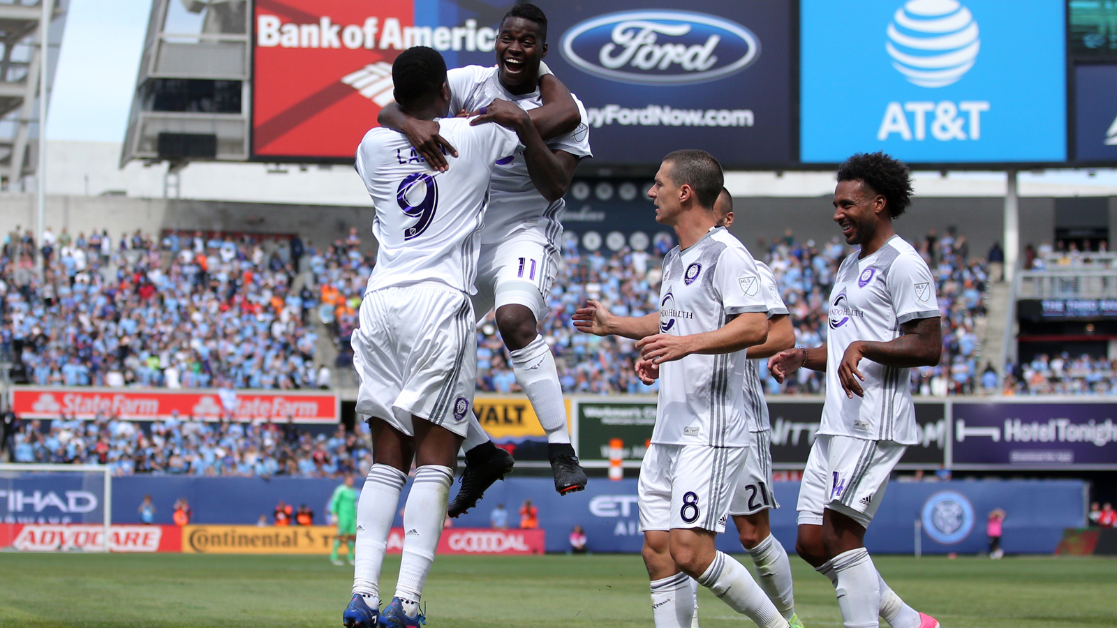 Cyle Larin keeps Orlando City cruising with win over NYCFC