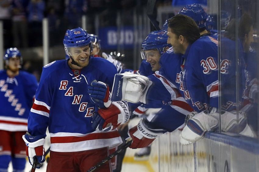 New York Rangers: The Michael Grabner Experiment