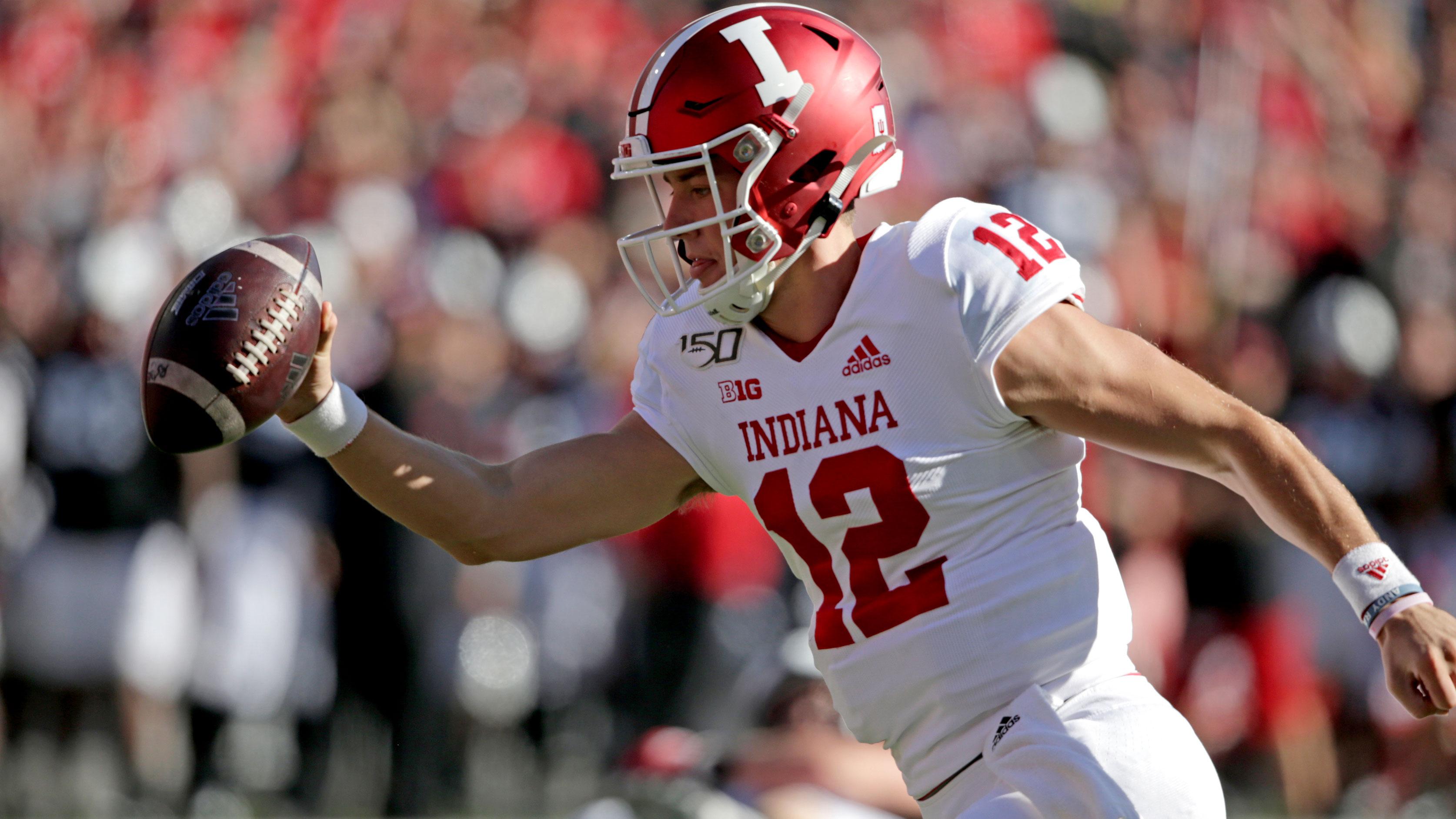 Indiana beats Nebraska 38-31 behind Ramsey's career day