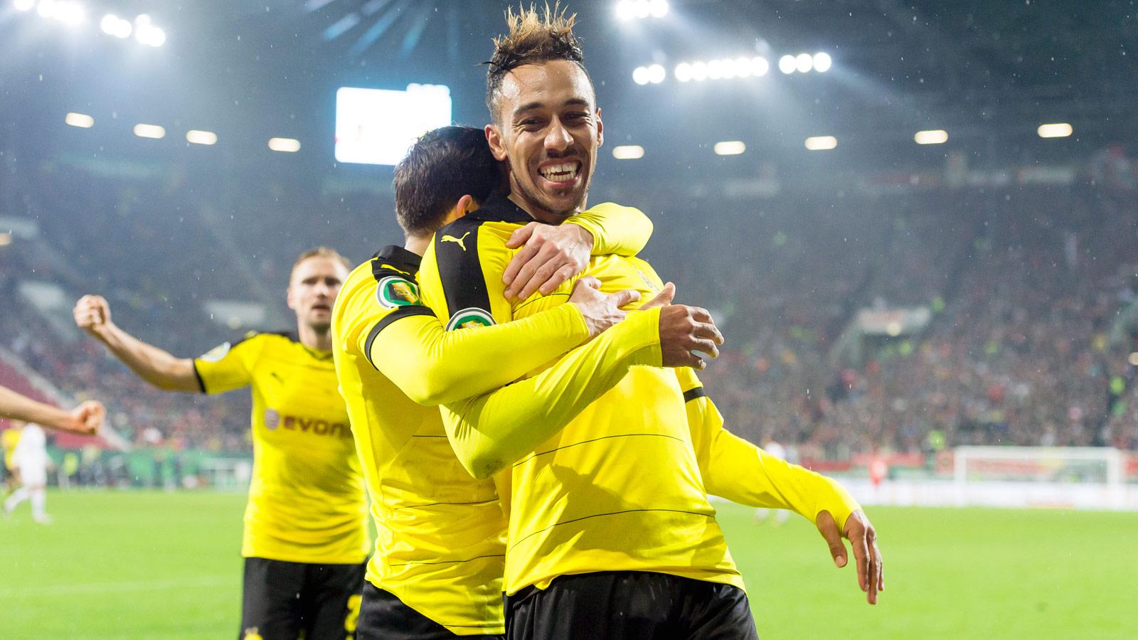 Arsenal target shock move for Dortmund striker Aubameyang