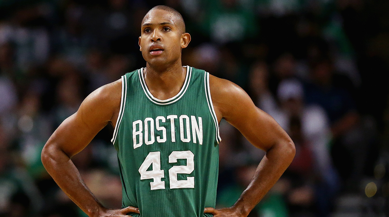 Al Horford's sister says radio host 'can f- right off' for ripping center over paternity leave