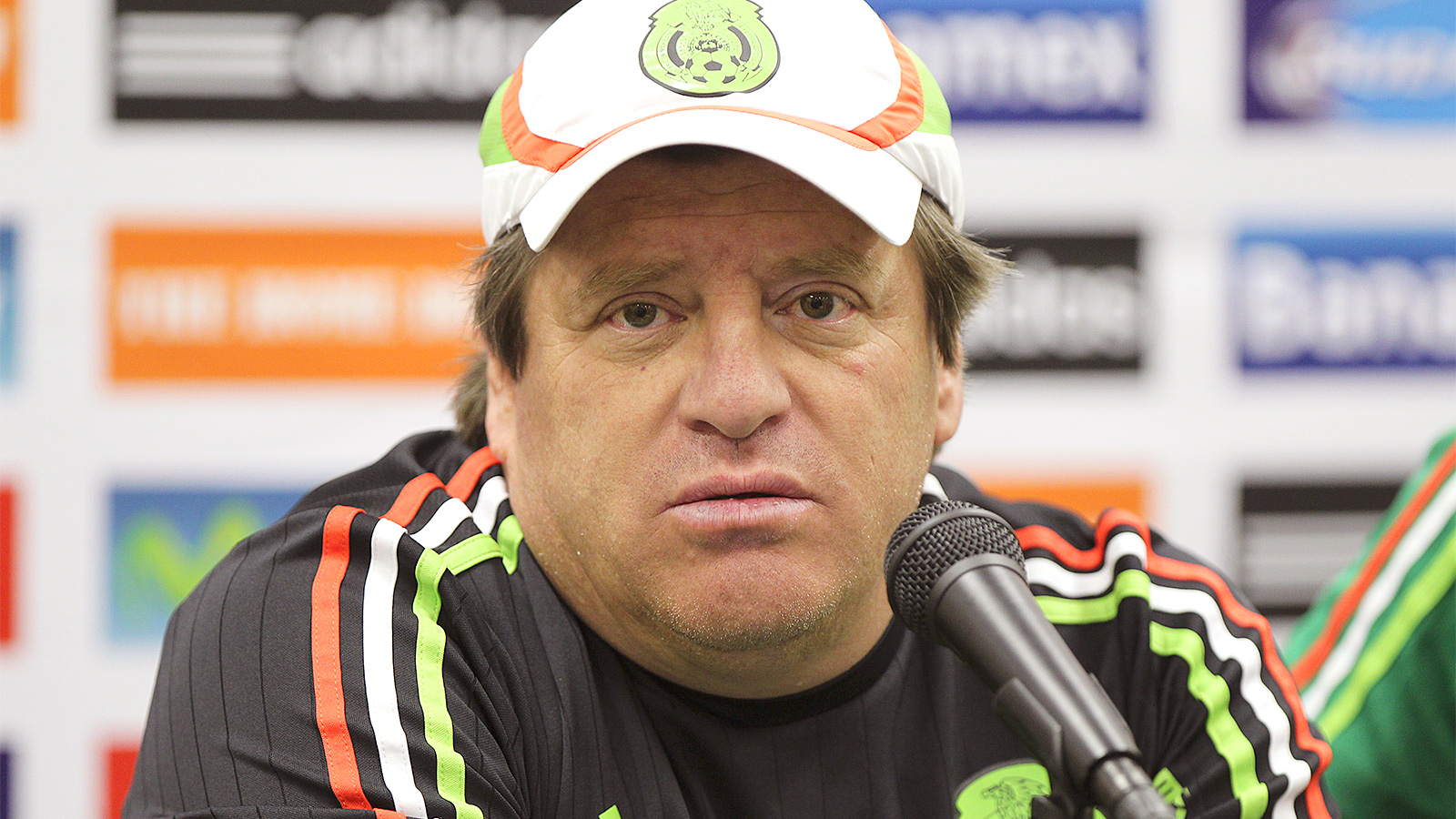 Miguel Herrera will go 4-4-2 for El Tri's Gold Cup opener against Cuba