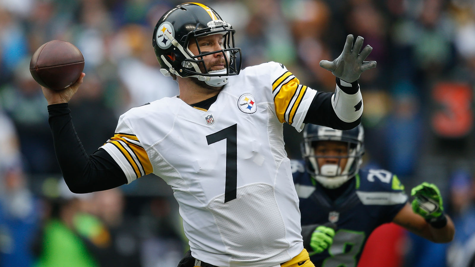 NFL Quick Hits: Roethlisberger in concussion protocol