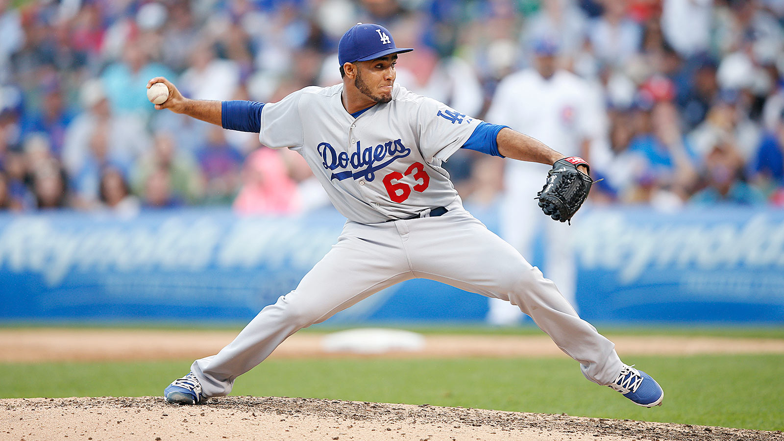 Dodgers reliever Yimi Garcia involved in car accident