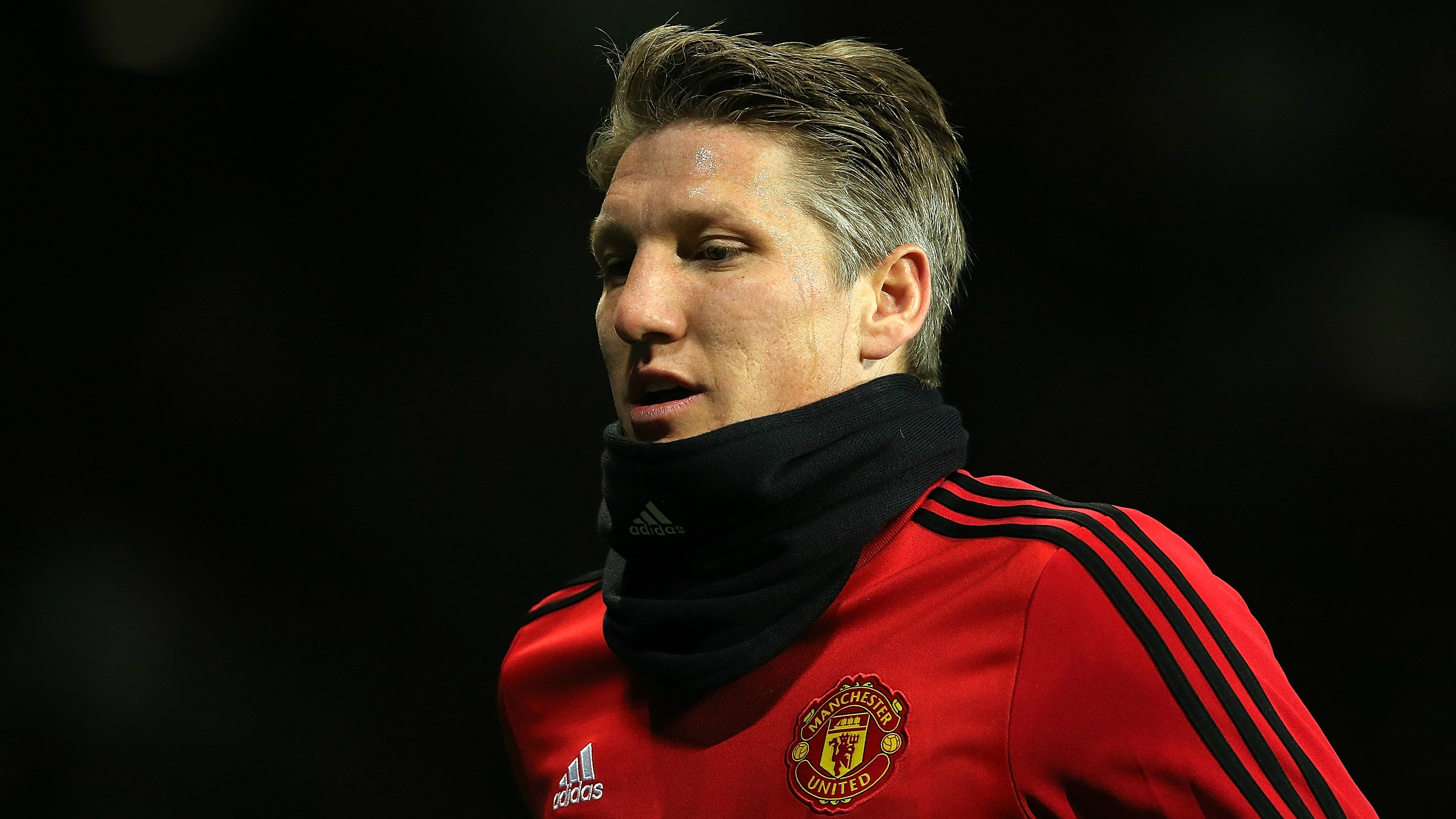 Bastian Schweinsteiger is hinting at a move to MLS