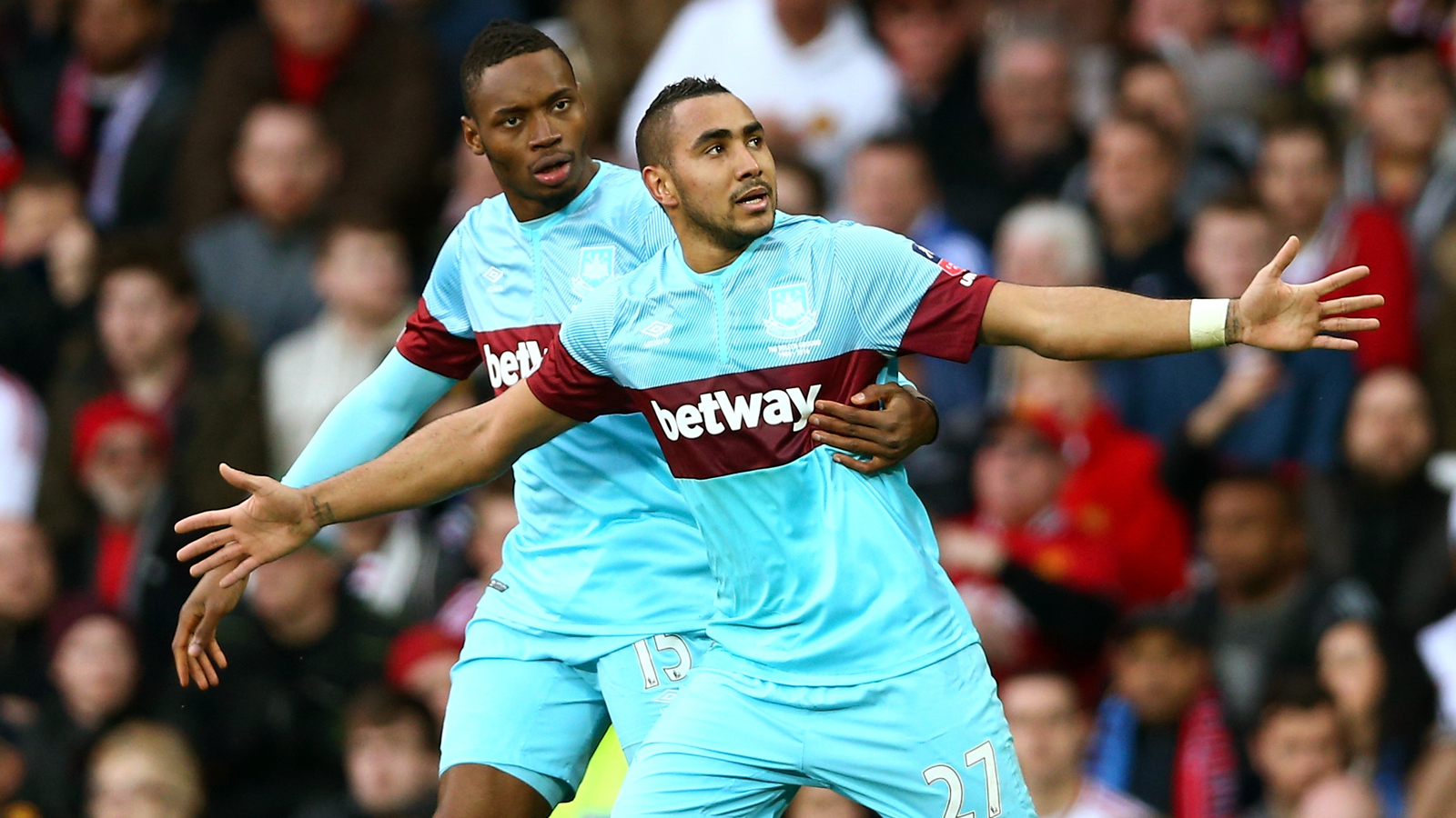 Dimitri Payet's free kick is the most beautiful thing you will see today
