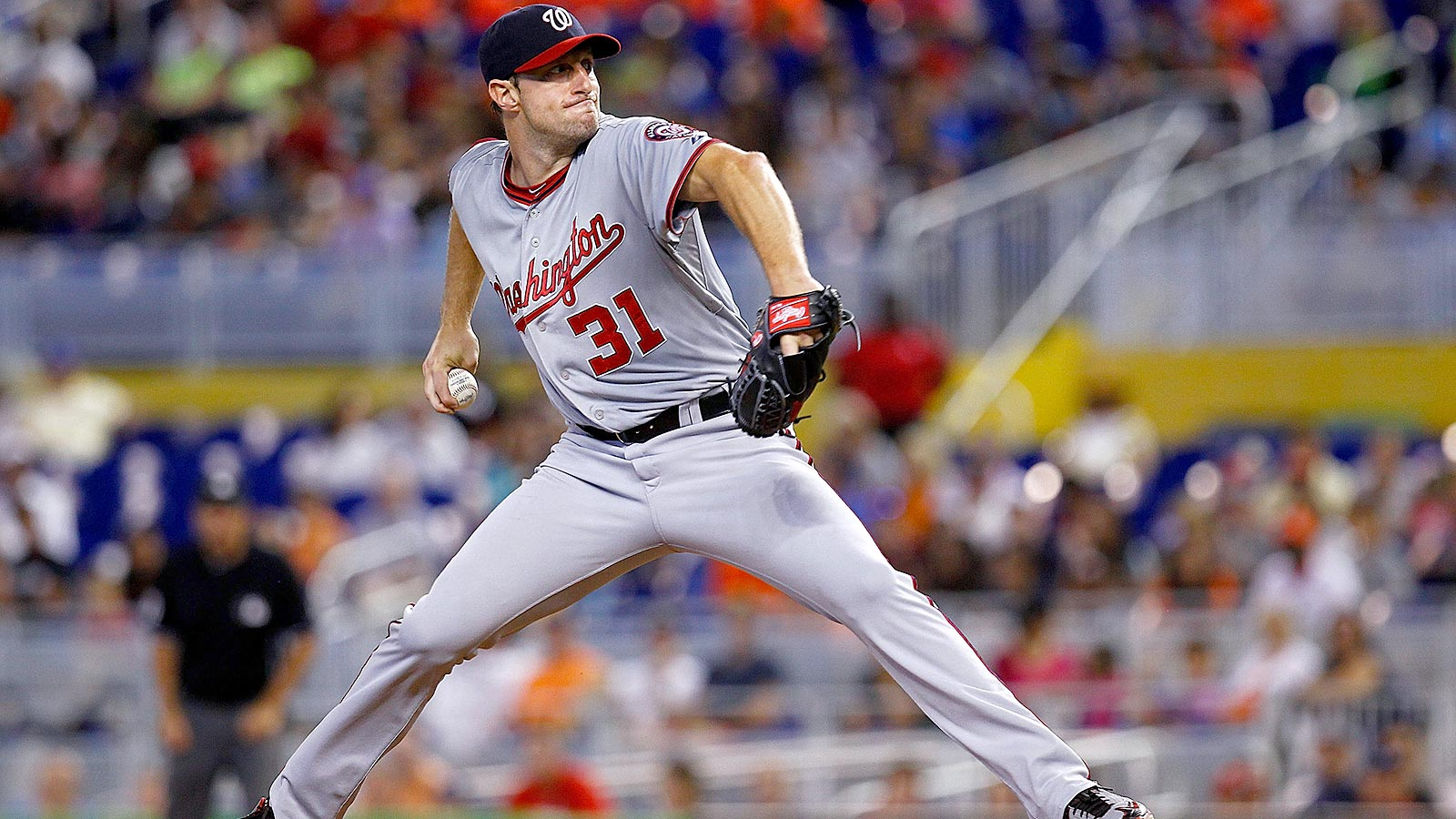 Scherzer earns win, Papelbon gets save as Nats beat Marlins
