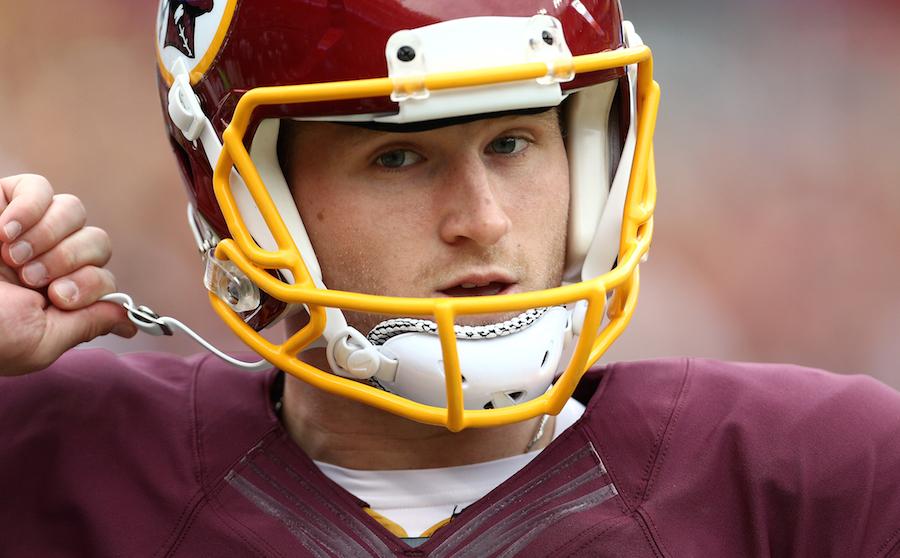 Redskins kicker Dustin Hopkins makes a kid's day after big win