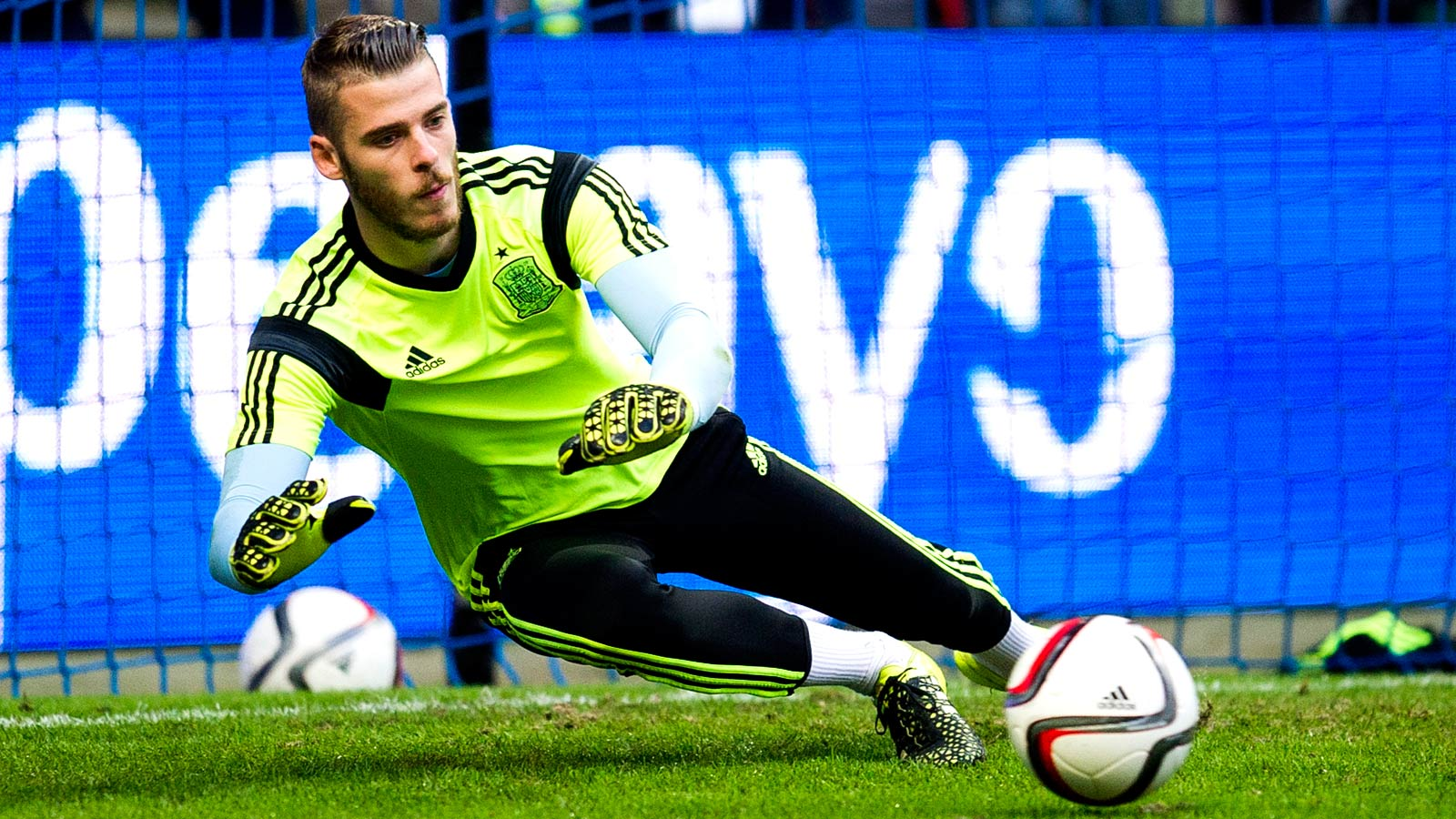 De Gea ready for Manchester United return after Spain start