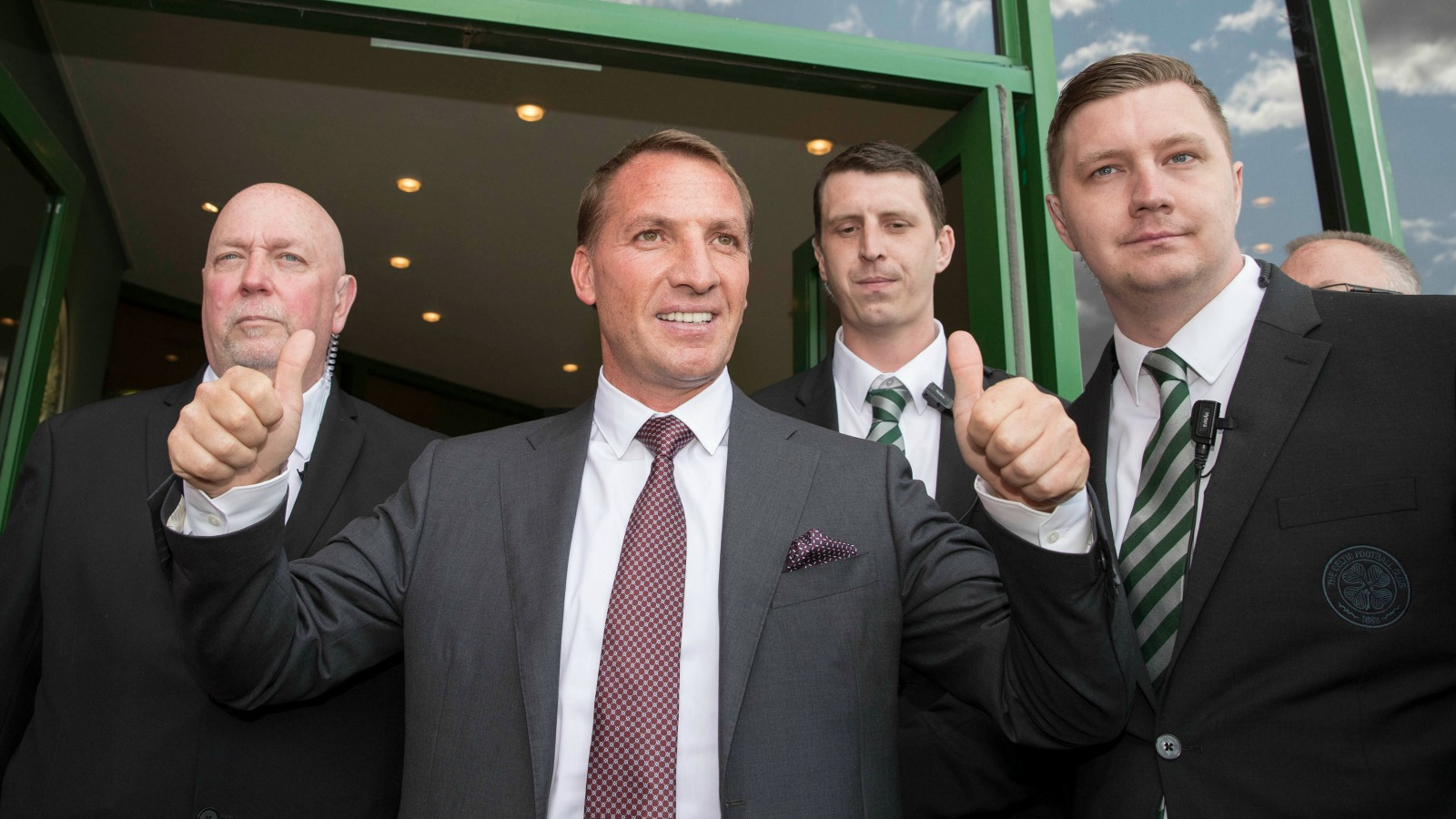 About the semi-pro team from Gibraltar that beat Celtic in Brendan Rodgers' first match