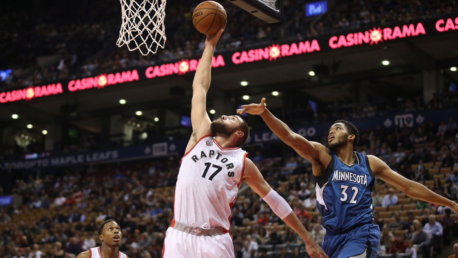 Preview: Timberwolves vs. Raptors