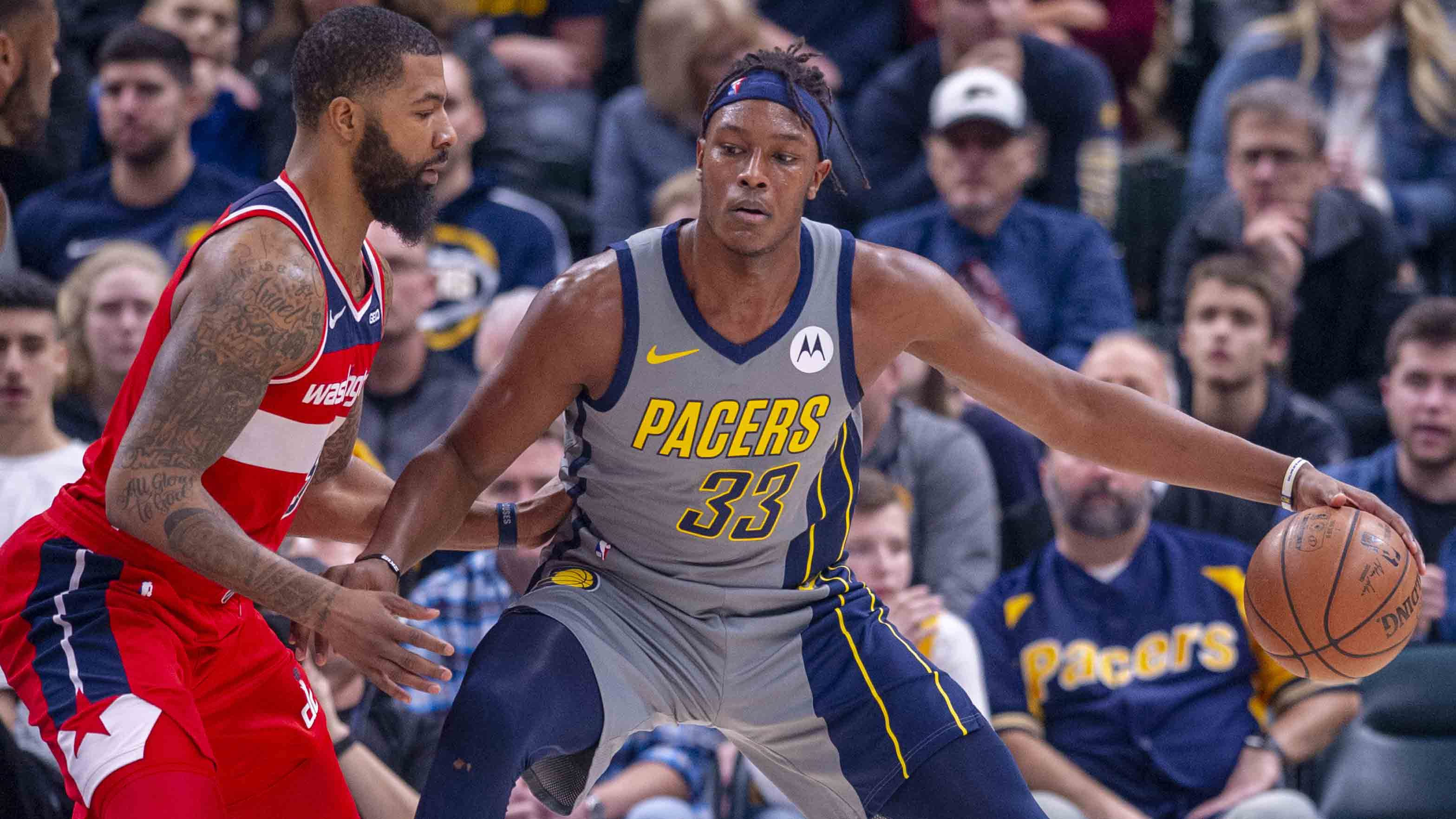 Turner leads the charge as Pacers wear down Wizards for 105-89 win