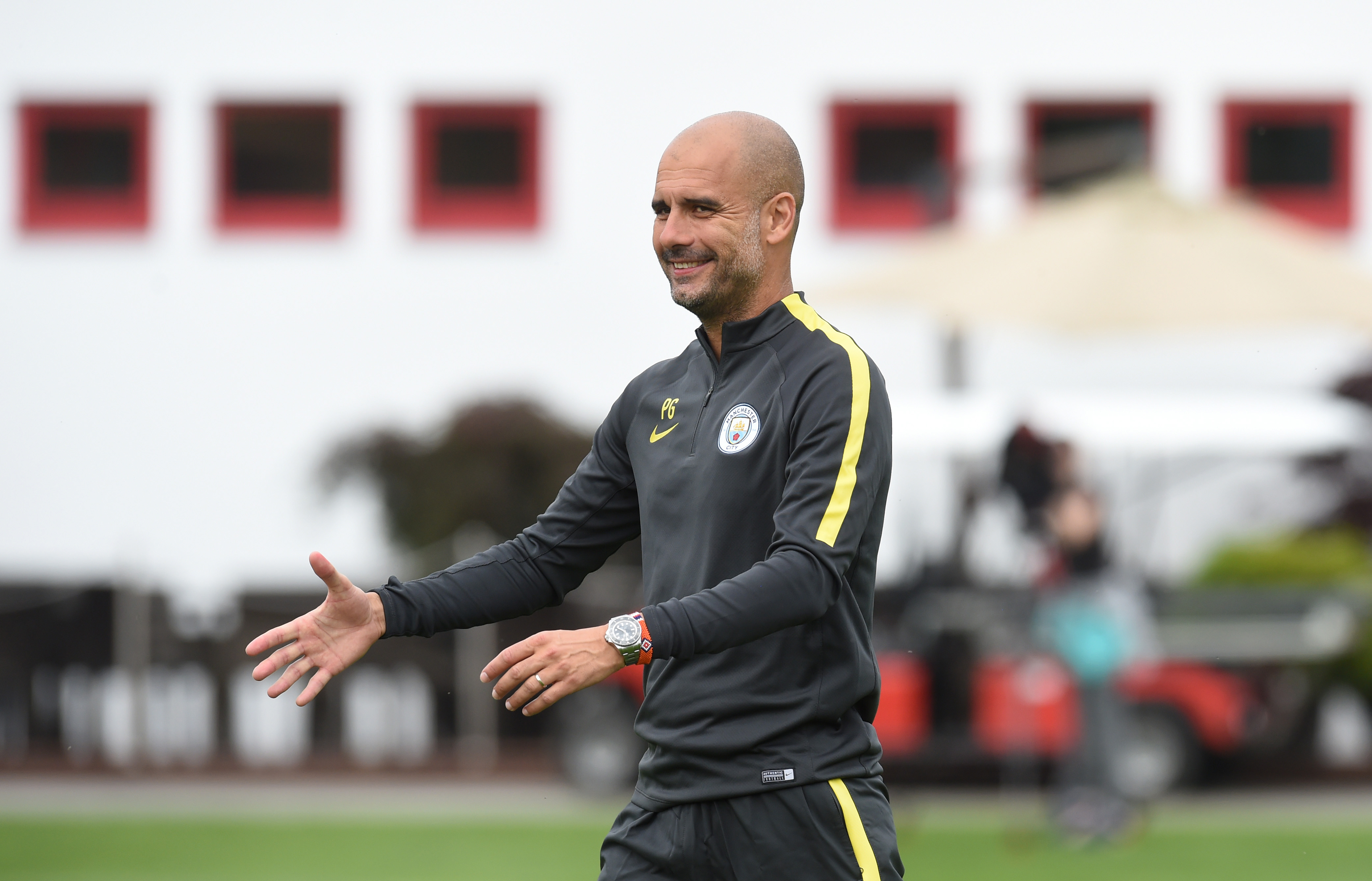Pep Guardiola banned his players from using the internet on Man City grounds