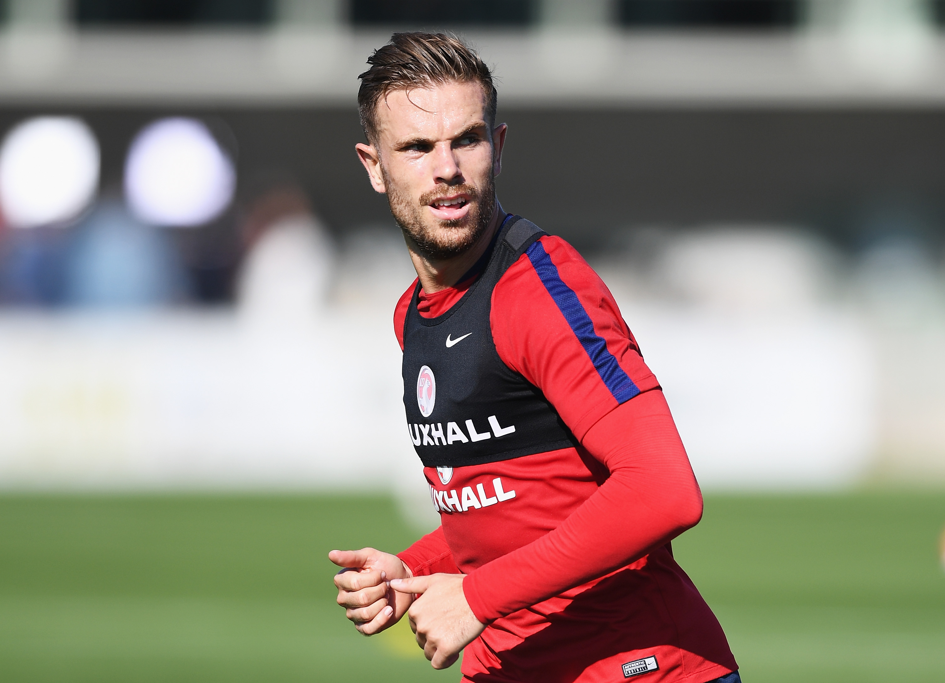 Jordan Henderson is ready to step up
