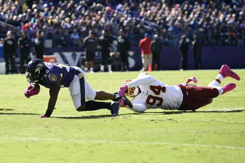 Washington Redskins: Don't Focus on Preston Smith's Sack Totals