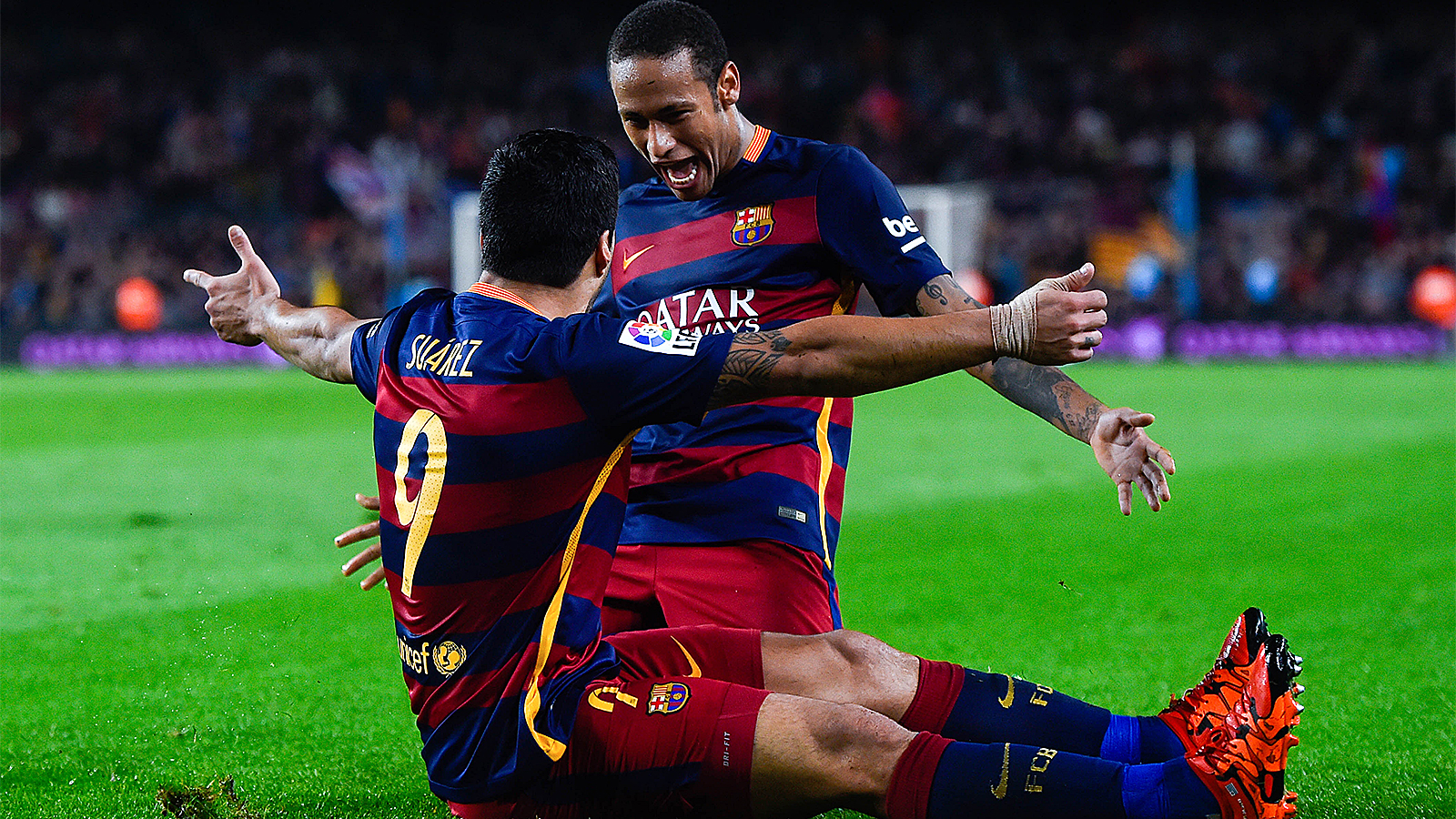 Neymar and Suarez rested as Barca begin Copa defense