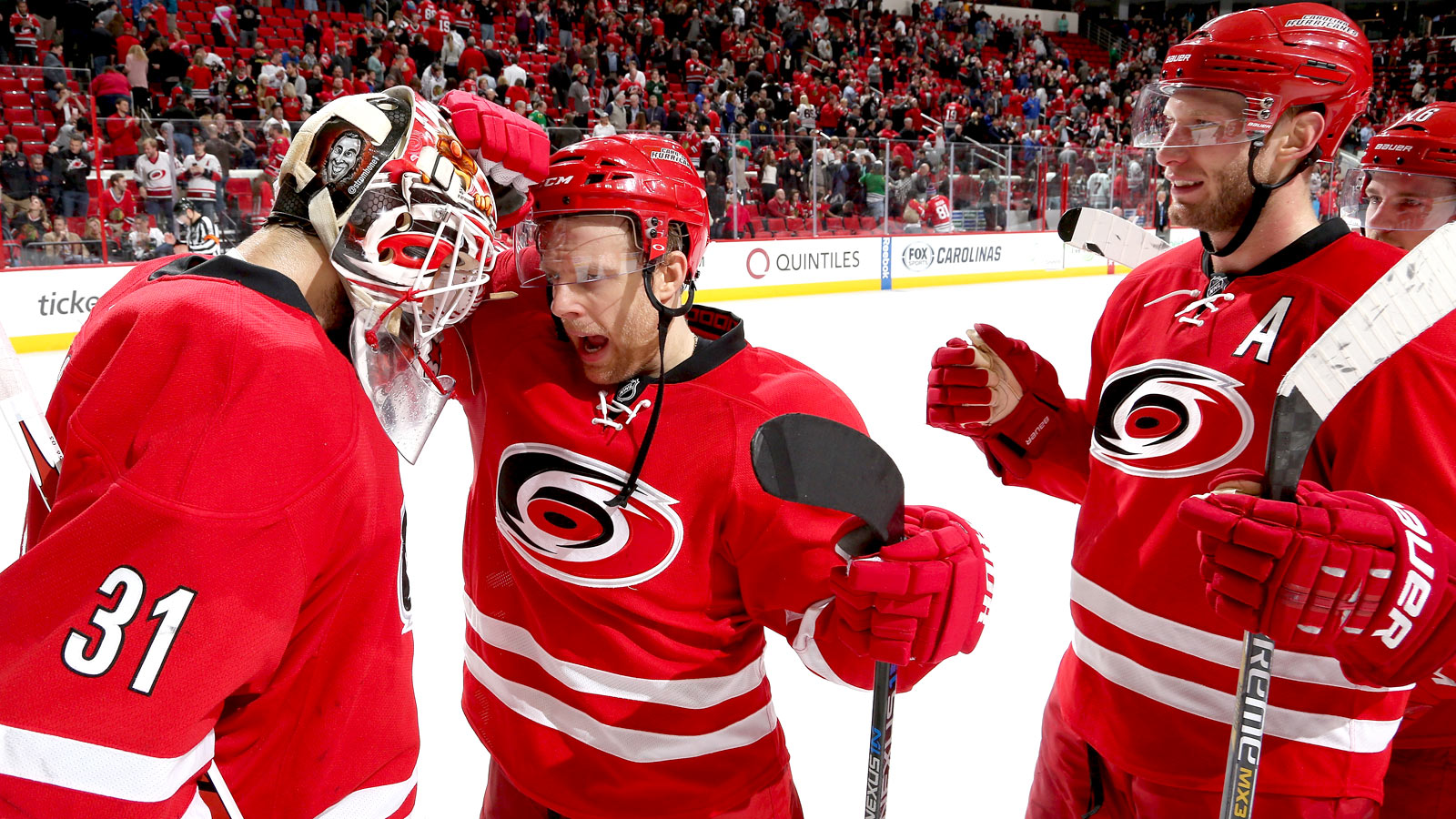 Are the Hurricanes strong enough to make the playoffs?