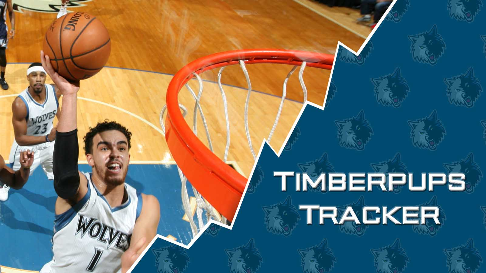 Timberpups Tracker: Jones getting an opportunity
