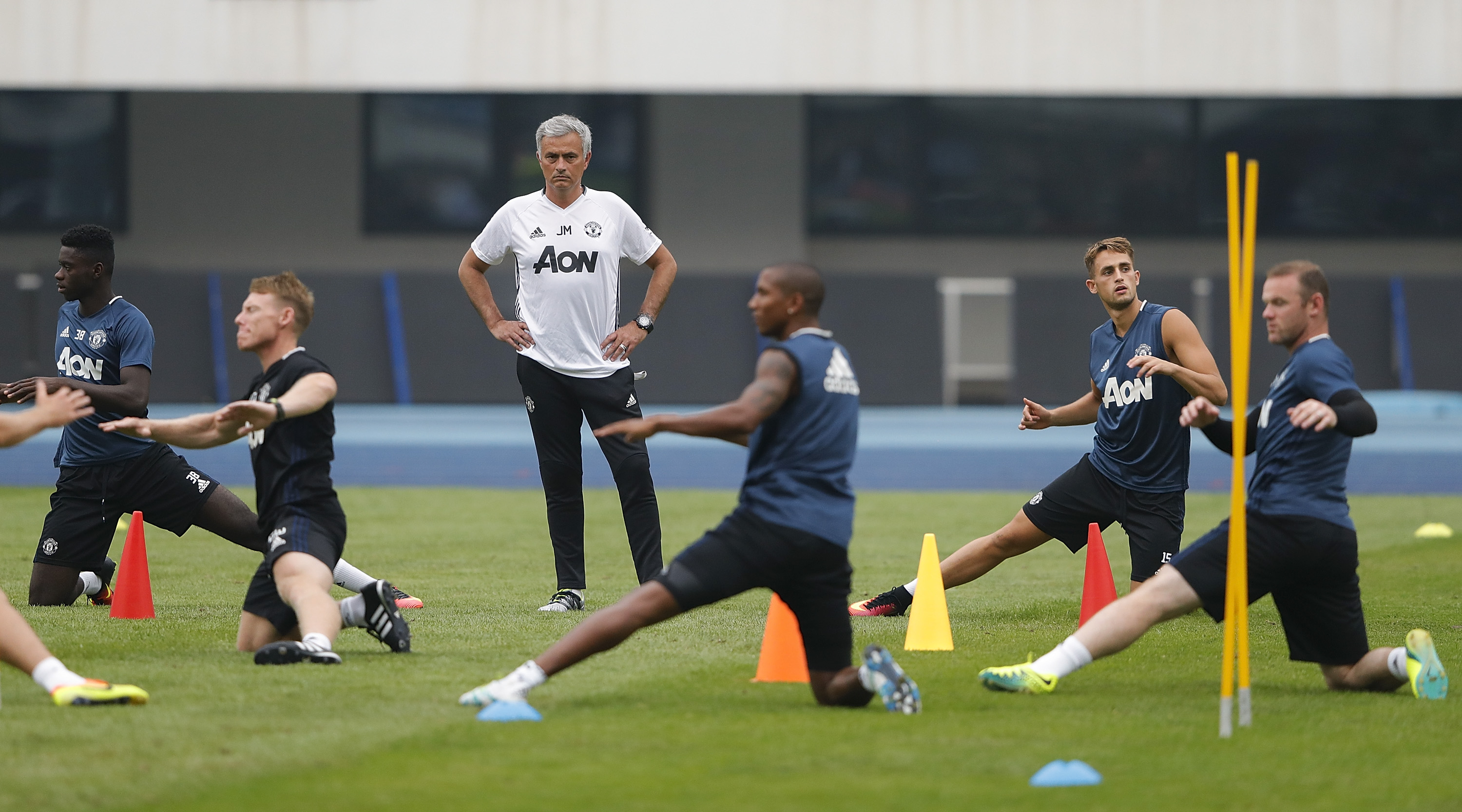 It really is a new era at Manchester United with Jose Mourinho exiling nine players