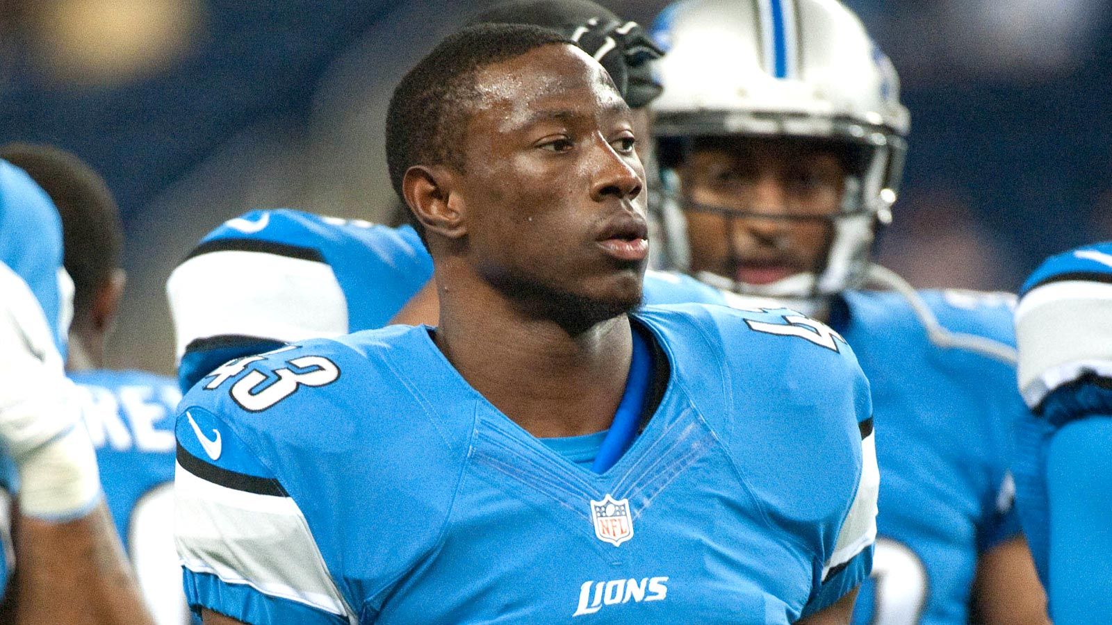 Lions cornerback Nevin Lawson says NFL told team that 66-yard penalty was a mistake
