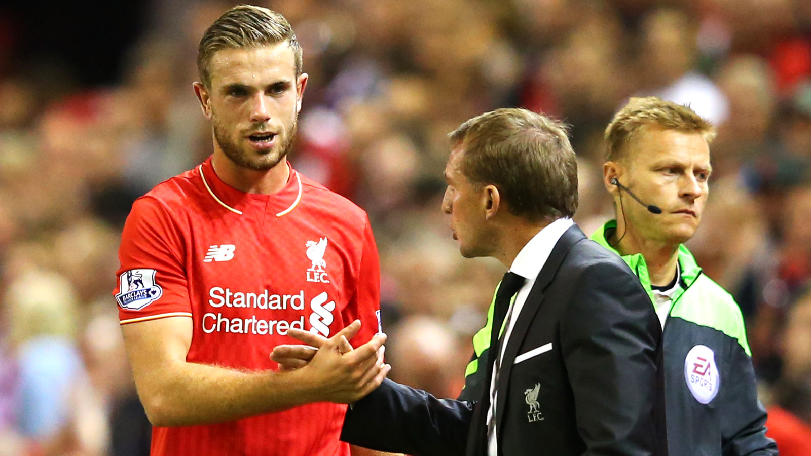 Liverpool's Henderson receives treatment in America