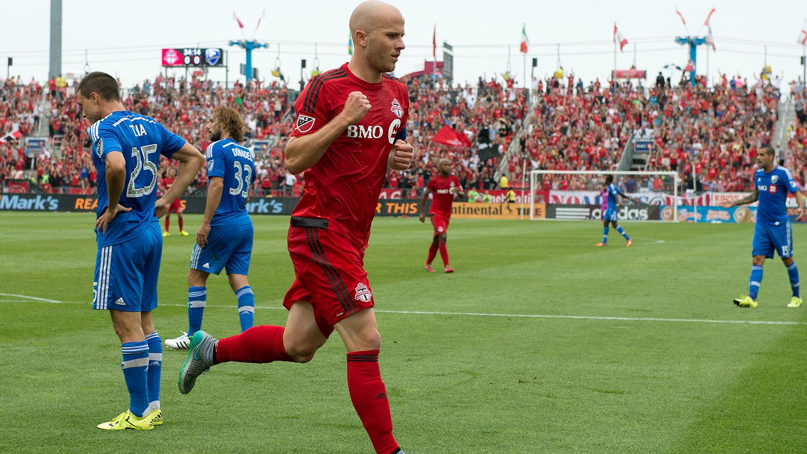 MLS Roundup: Toronto FC defeat Montreal