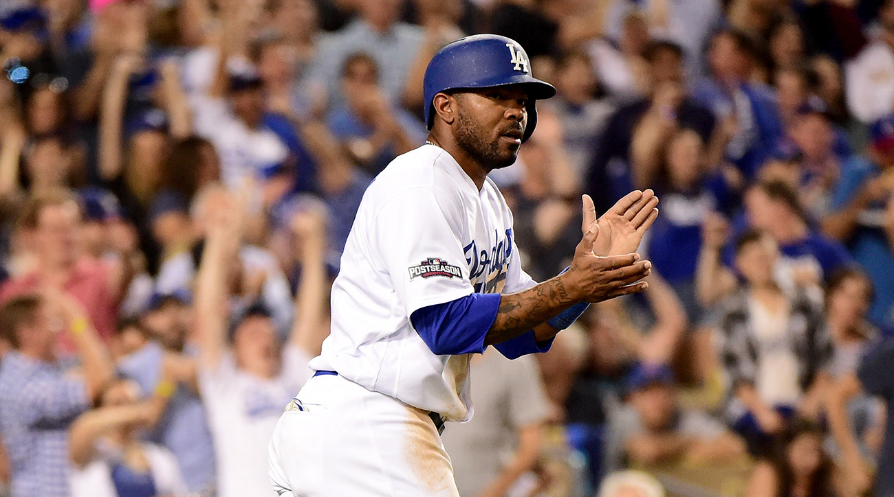 Dodgers trade Howie Kendrick to Phillies for Darin Ruf, Darnell Sweeney