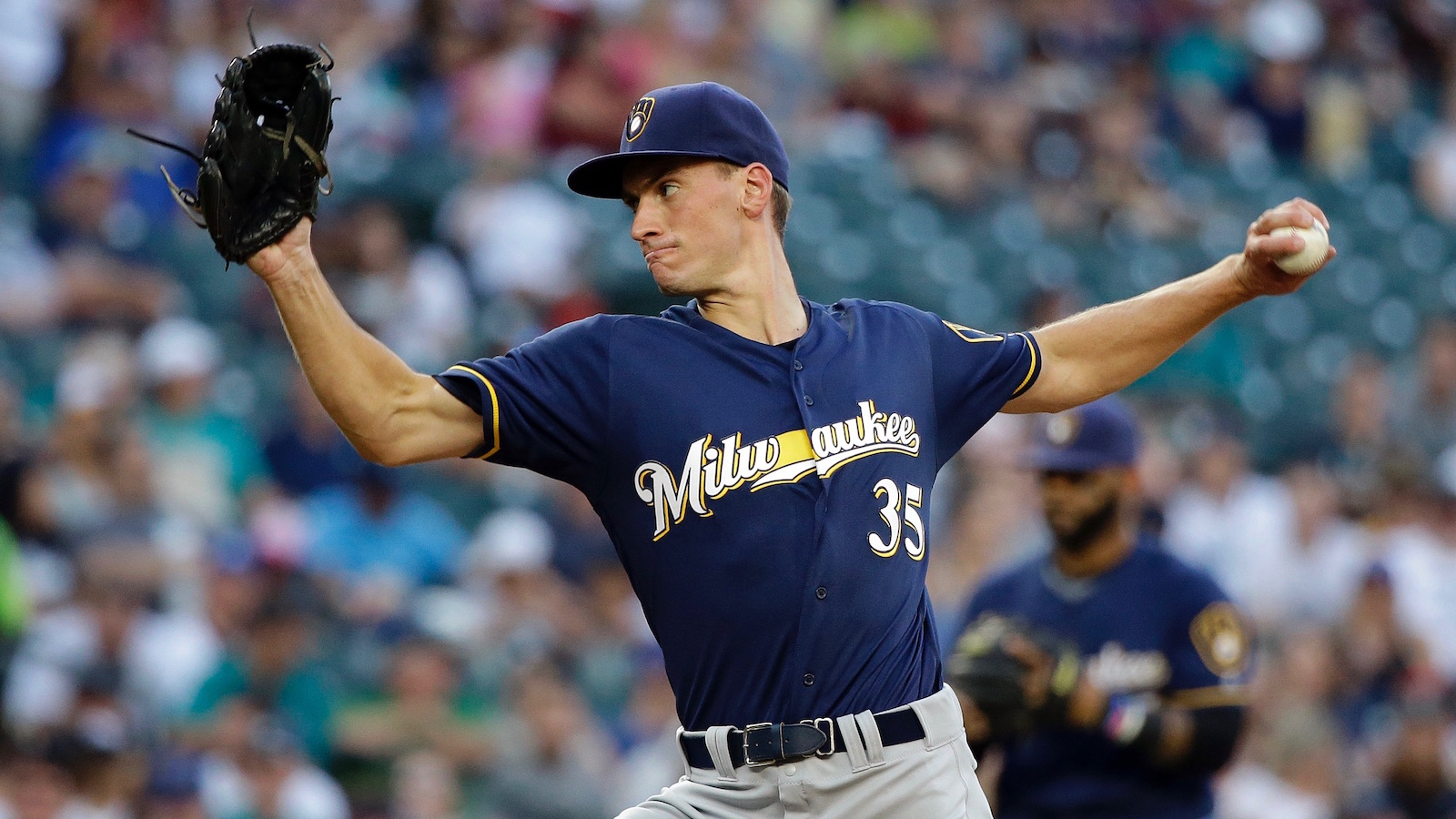 StaTuesday: The history of Brewers' left-handed starting pitching