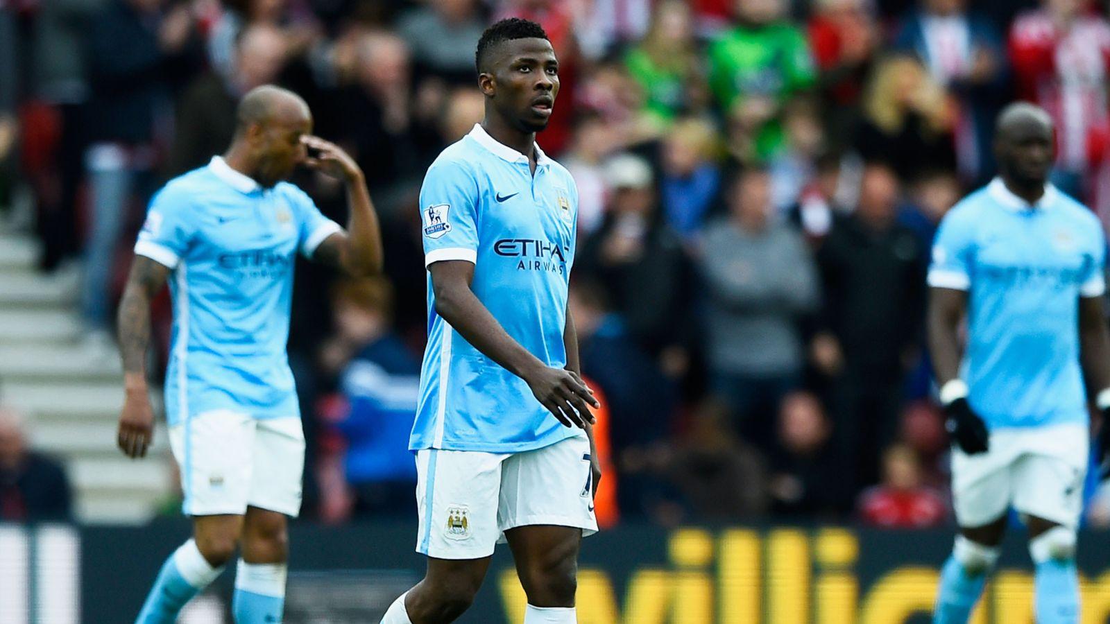 Defeat has damaged Man City's confidence, says Iheanacho