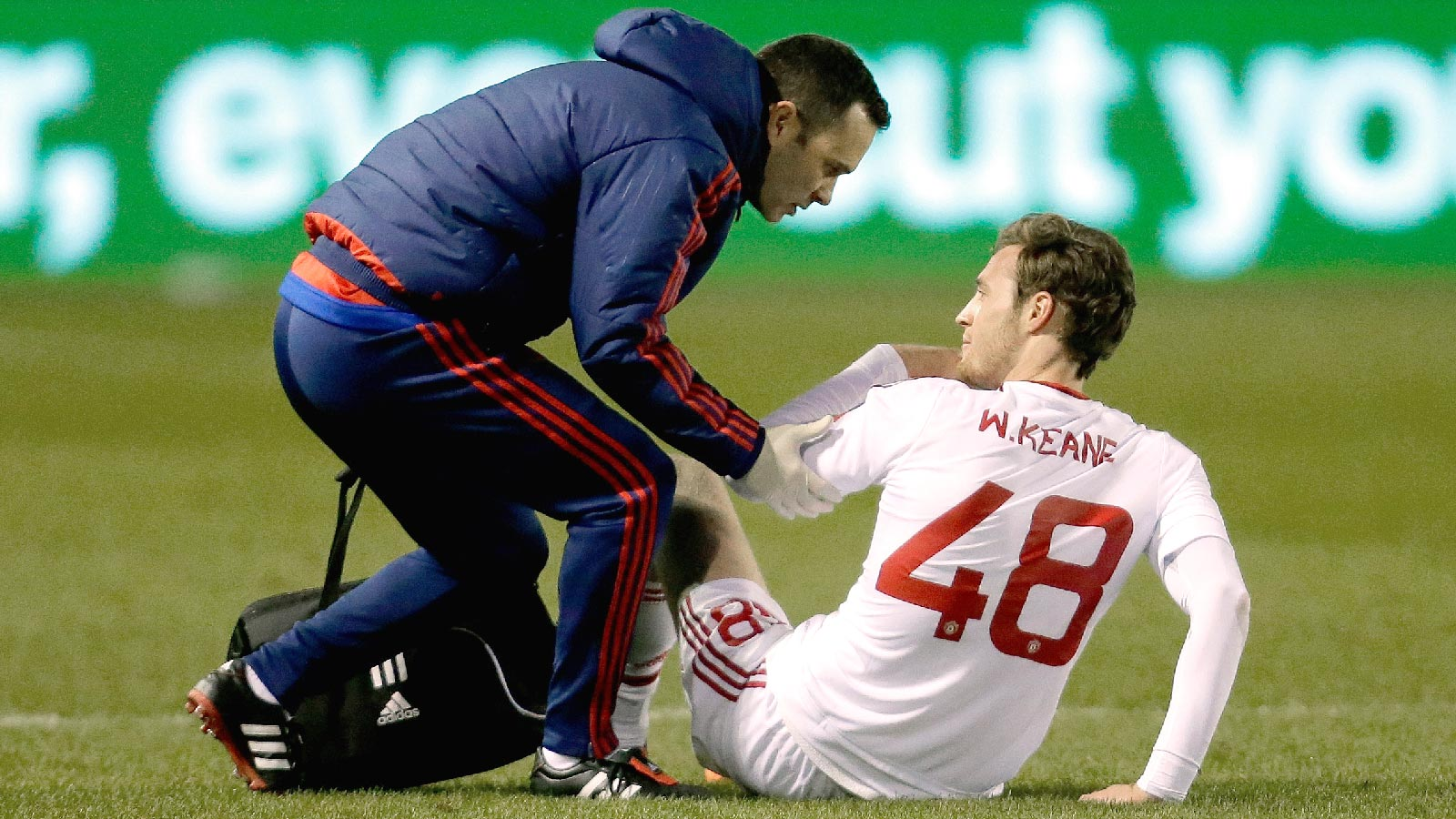 Man United's injury crisis grows after Shrewsbury win
