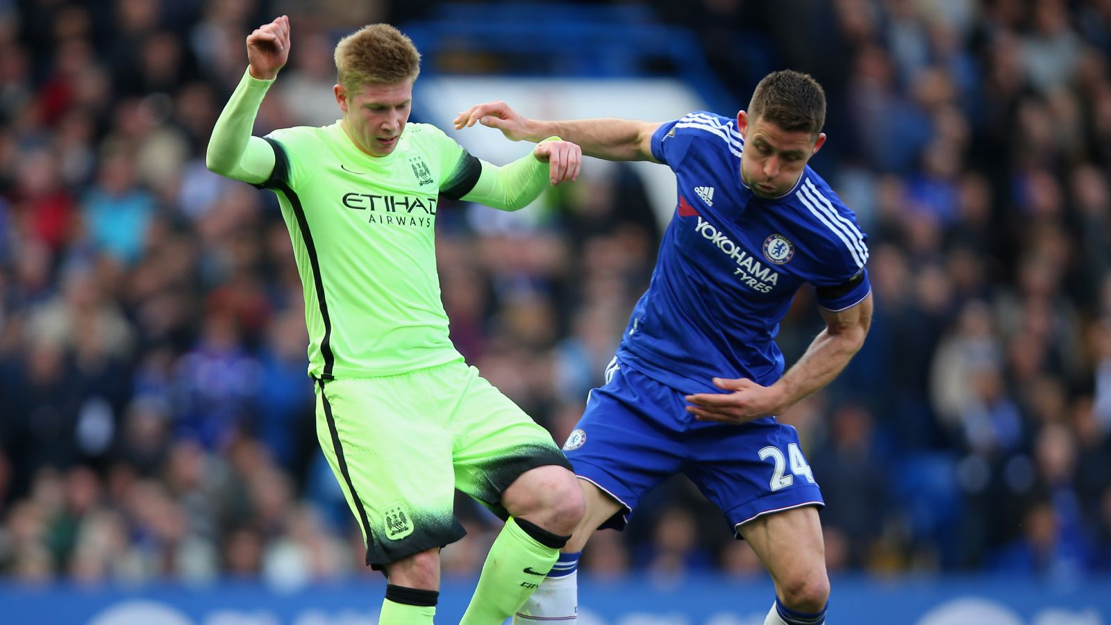 Cahill thinks Chelsea lacked pride in Manchester City defeat