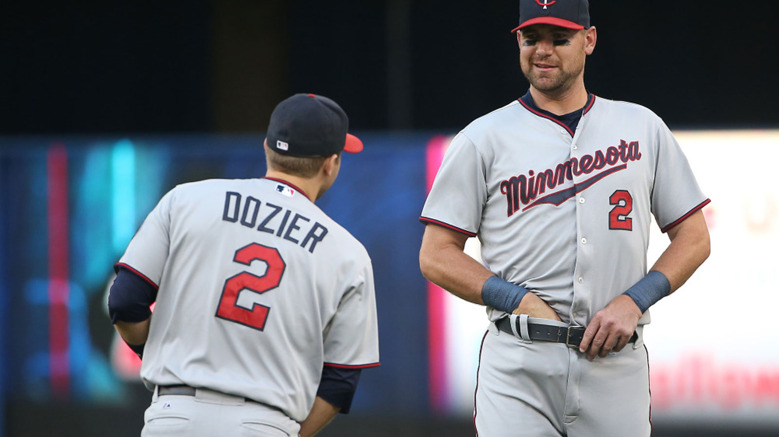 Twins' Brian Dozier, Mike Pelfrey in rare statistical company