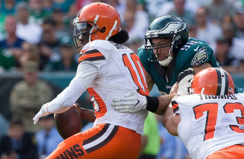 5 replacements for Robert Griffin III in Cleveland