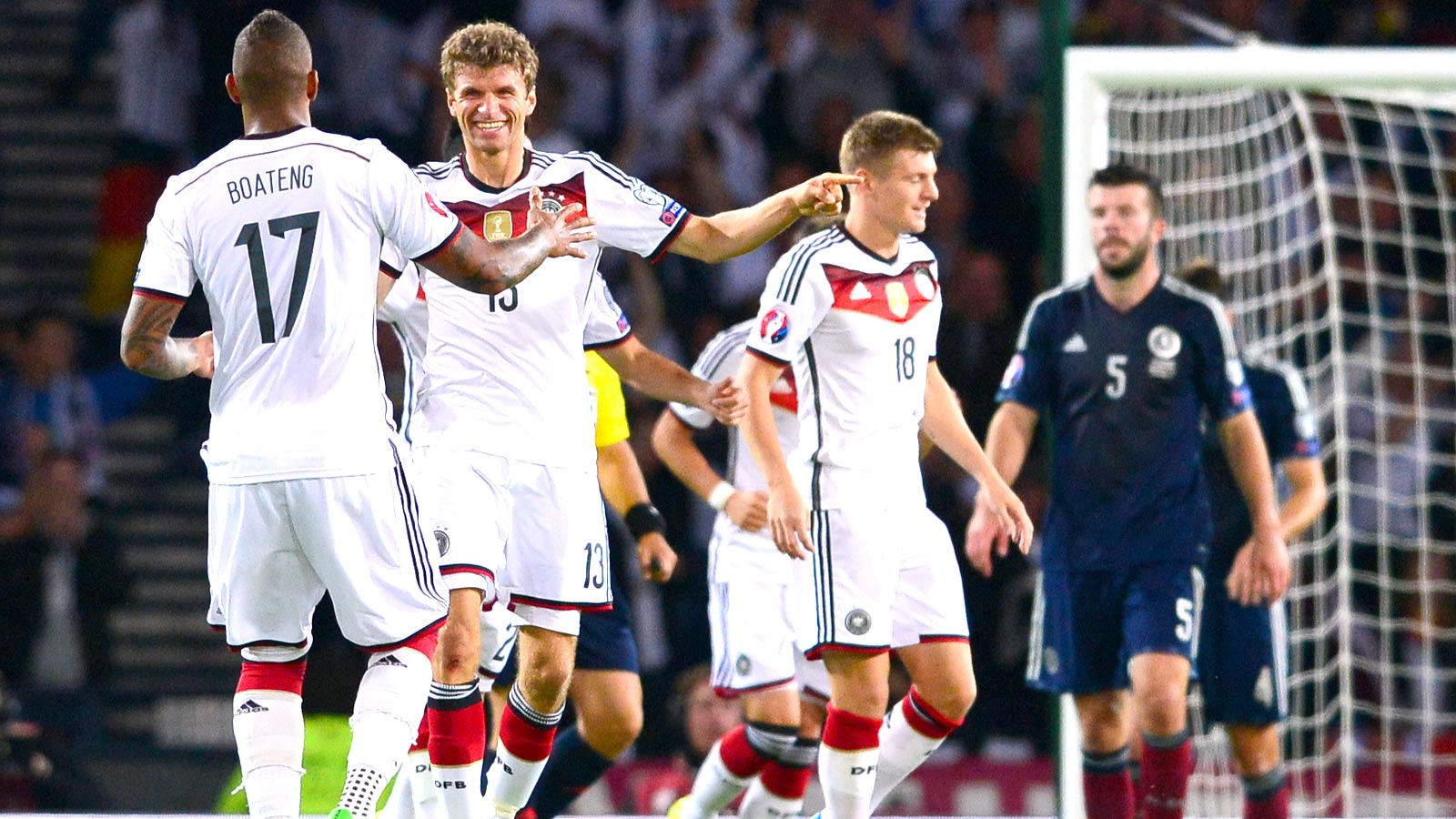 Germany jump to second in FIFA rankings, Spain up to sixth