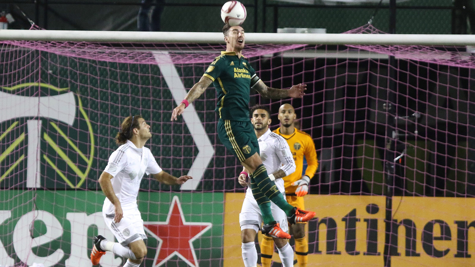 Sporting KC's season ends with playoff loss to Portland