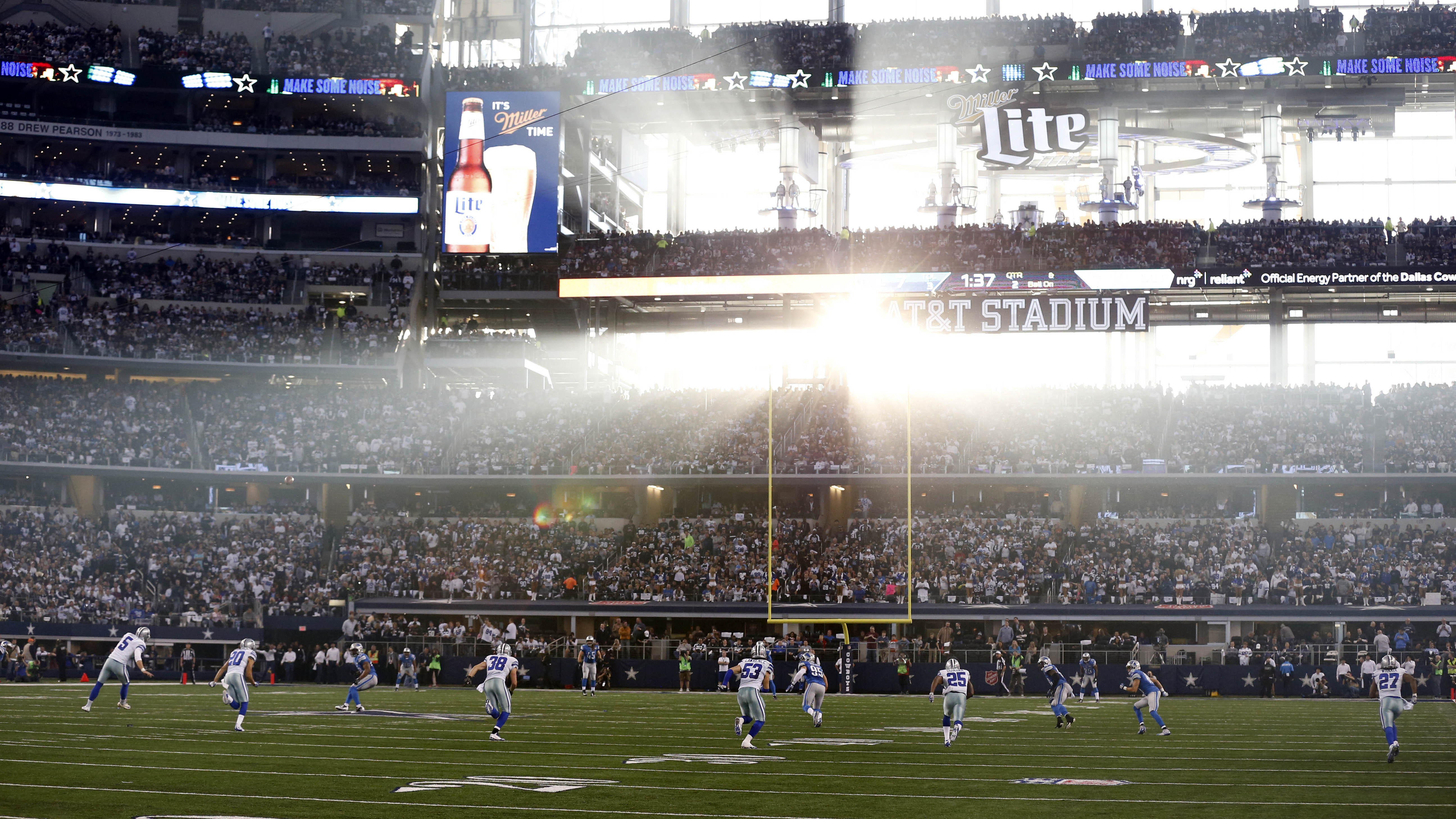 Sweet Dreams: Cowboys to host 100 underserved youth in sleepover at AT&T Stadium