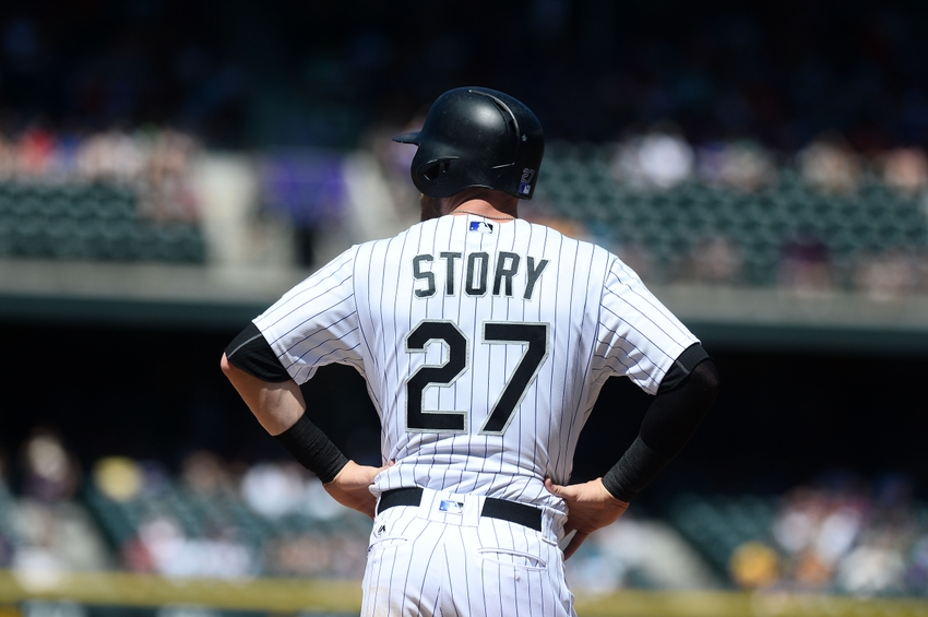 Colorado Rockies: Don't Forget About Trevor Story