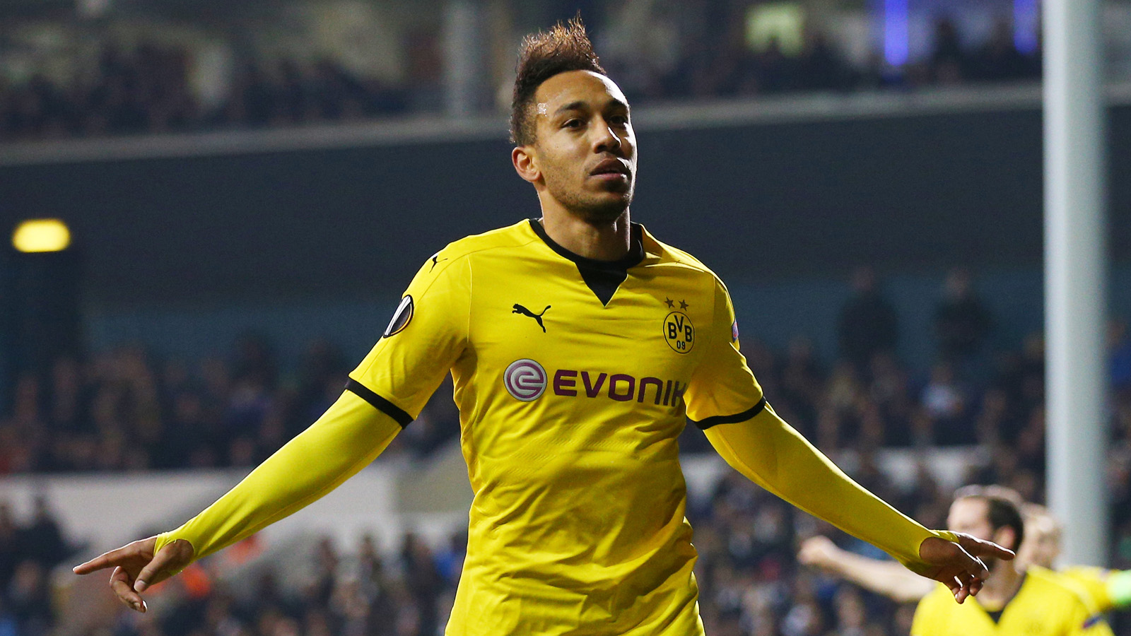 Manchester City in for $87m Dortmund star Aubameyang