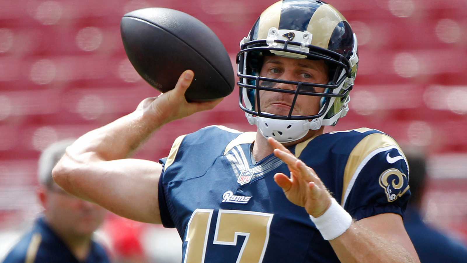 Keenum will start for Rams against a familiar foe -- the Ravens