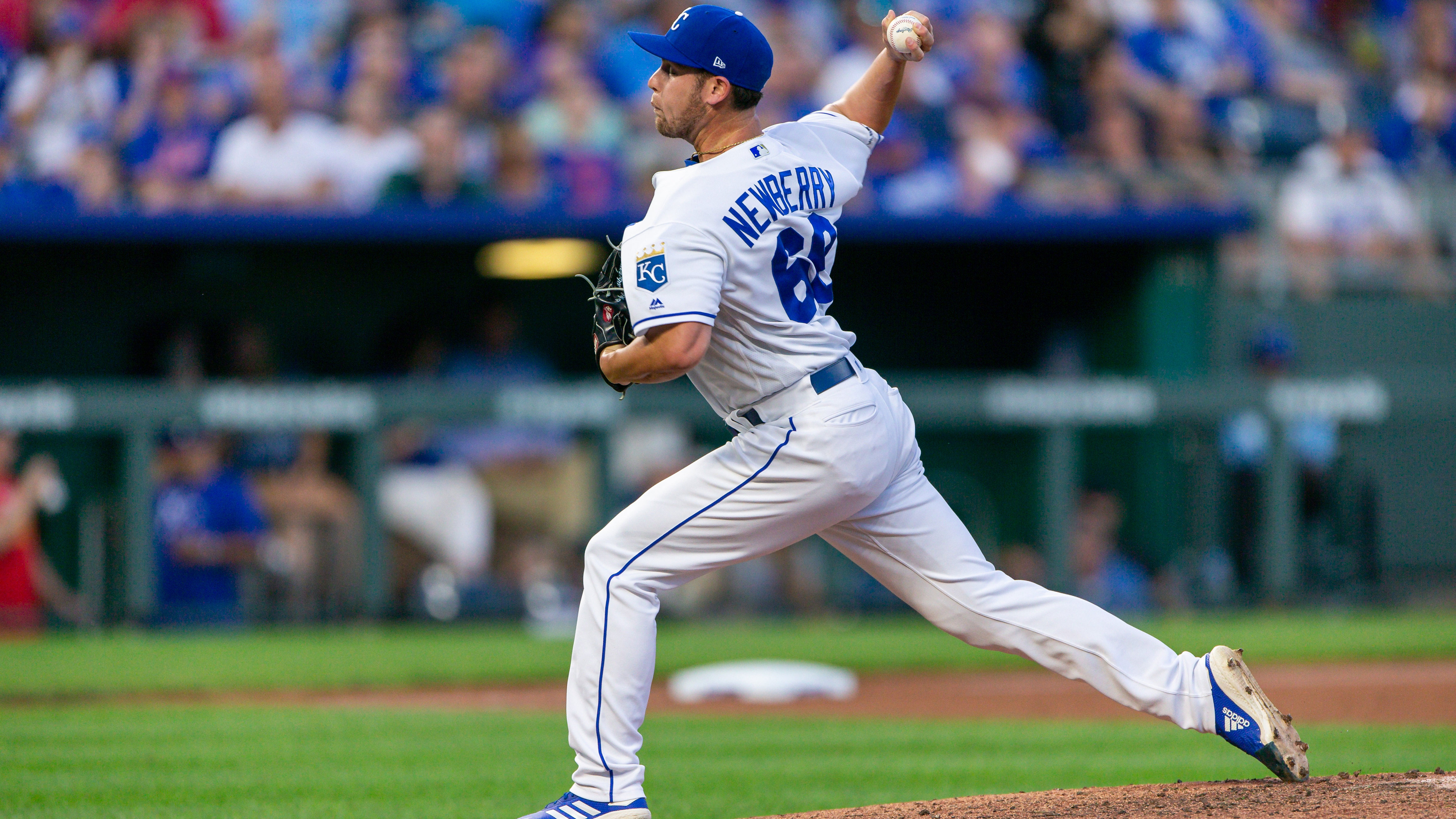 Royals reinstate Newberry from IL