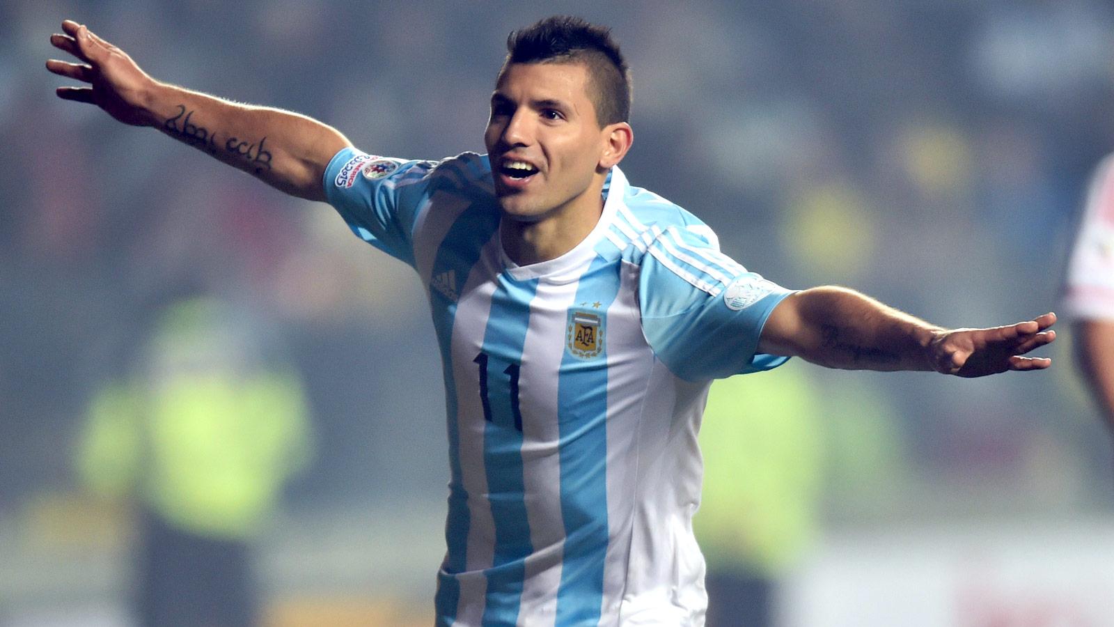 Pellegrini reveals Aguero will miss start of Manchester City's season