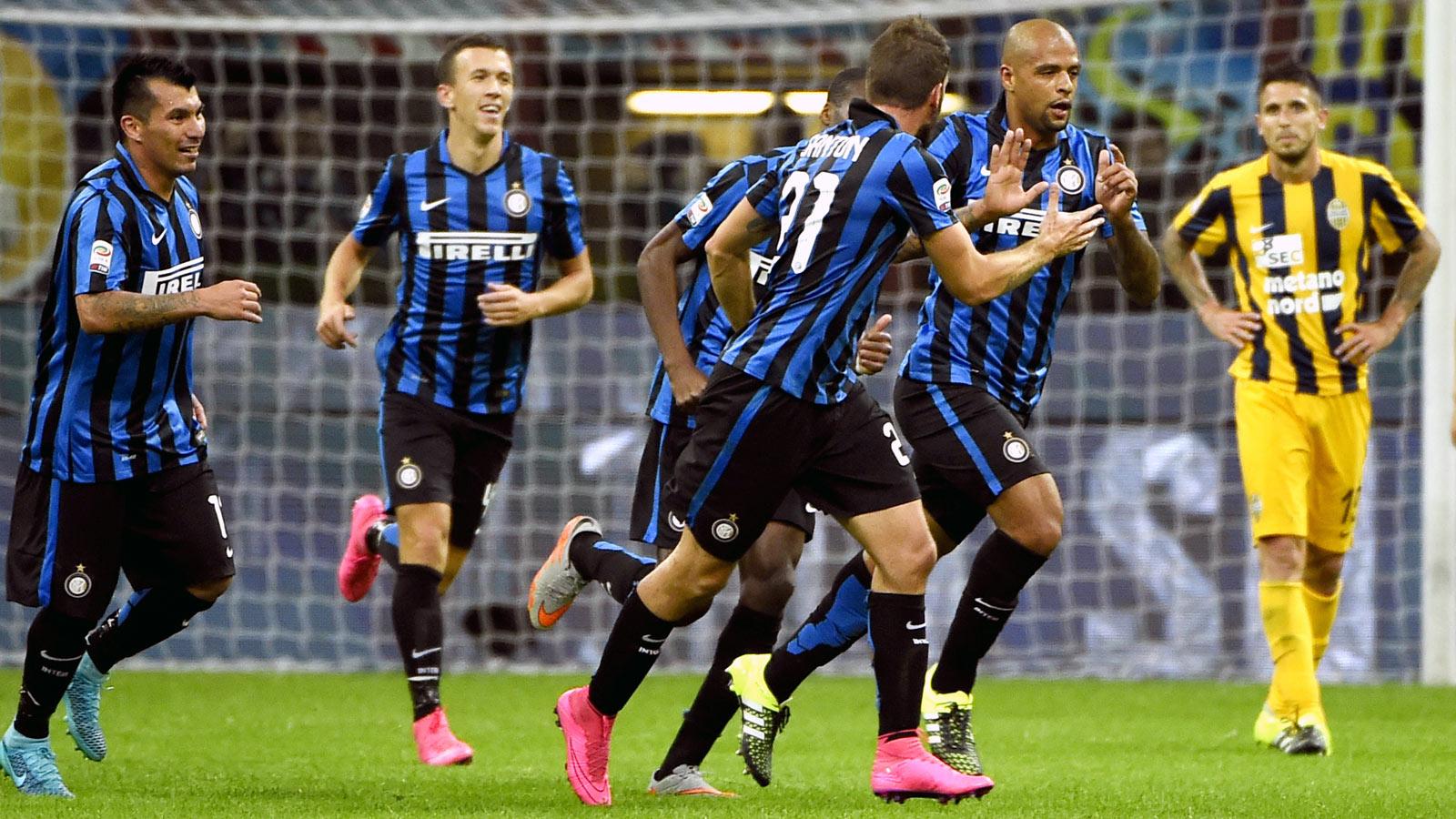 Serie A leader Inter defeat Verona; Juventus, Frosinone draw