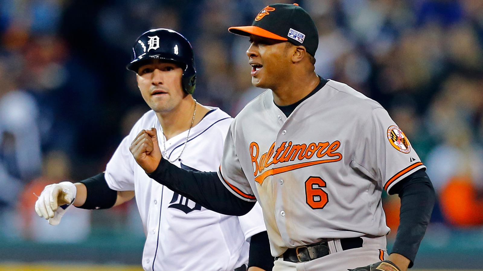 Tigers, Orioles face off in first meeting since AL division series