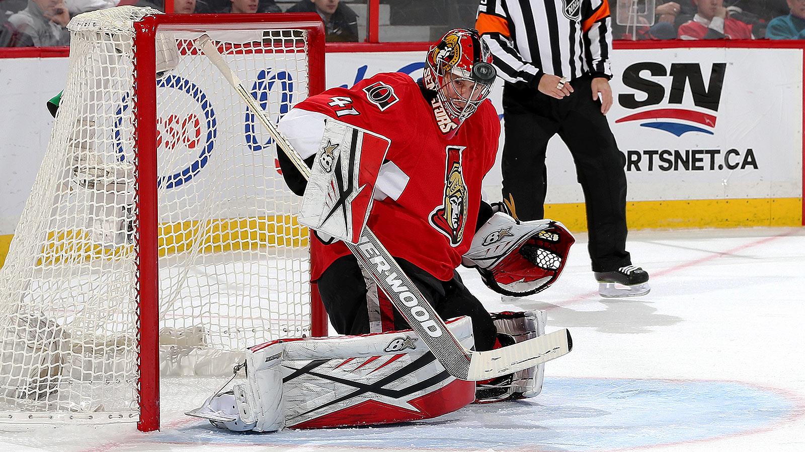 Senators finally win in Ottawa, outlast Calgary in shootout